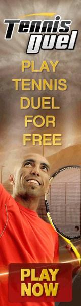 Tennis Duel - Darmowa gra tenisowa online - Spełnij swoje tenisowe marzenie!