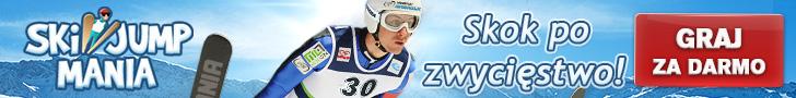 Ski Jump Mania - Darmowa gra skoki narciarskie online